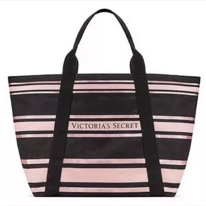 New Victoria Secret Canvas Bag